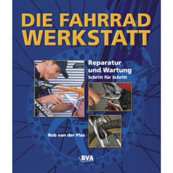 Die Fahrrad-Werkstatt  – BVA Bielefelder Verlag im Zweirad-Blog