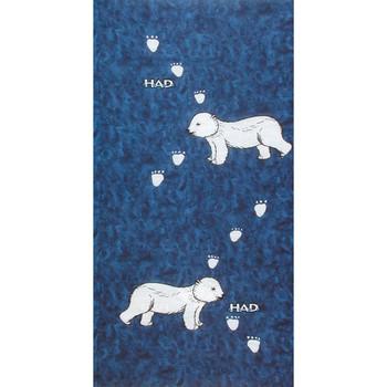 H.A.D. Tuch Kids Polarbär blau  – H.A.D. im Zweirad-Blog