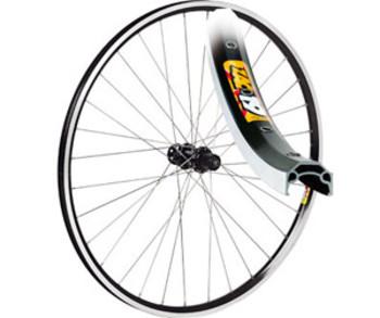 Laufräder-Satz Yac 19 26″ schwarz  – Shimano im Zweirad-Blog