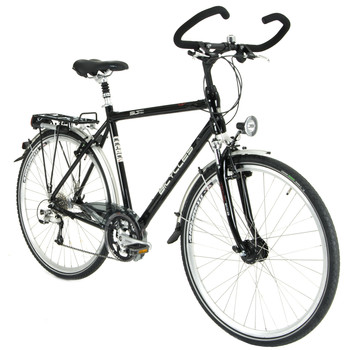 Trekking BICYCLES SLT 700  – Bicycles im Zweirad-Blog