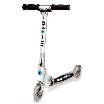 Micro Scooter sprite silber  – Micro im Zweirad-Blog