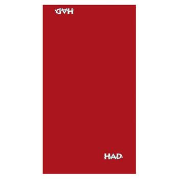 H.A.D. Tuch Keeps Fresh burgundy  – H.A.D. im Zweirad-Blog