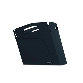 Hebie Bootbag Kunststoff schwarz  – Hebie im Zweirad-Blog