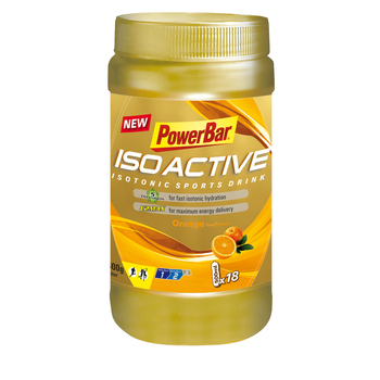 PowerBar Isoactive Orange 600g. (1 kg für 14,91 EUR)  – Power Bar im Zweirad-Blog