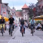 Historische Innenstadt Villingen - Copyright: © Michael Kienzle / MTVS