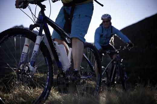 E-Biken im Montafon, Fotoverweis: corratec
