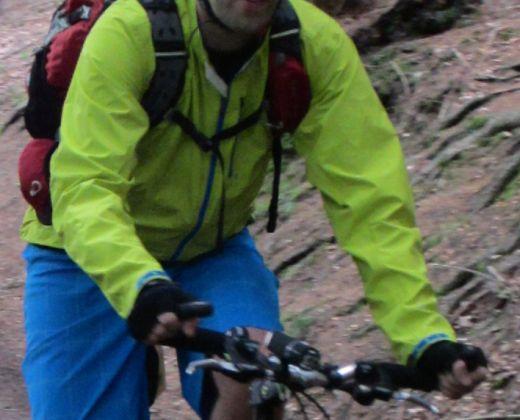 The North Face Muddy Tracks Jacket im Praxistest