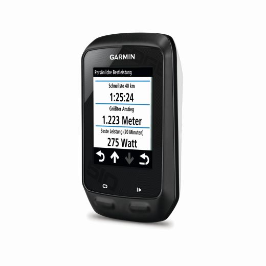 Garmin Edge 510 - Bild:Garmin