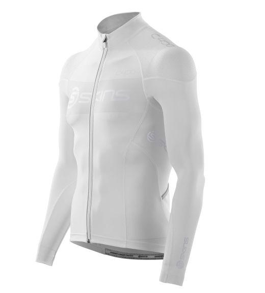 Skins C400 Compr LongSleeve Jersey - Fotocredit: SKINS