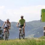 E-Biken in der Region Hochkönig, Copyright Hochkönig Tourismus GmbH
