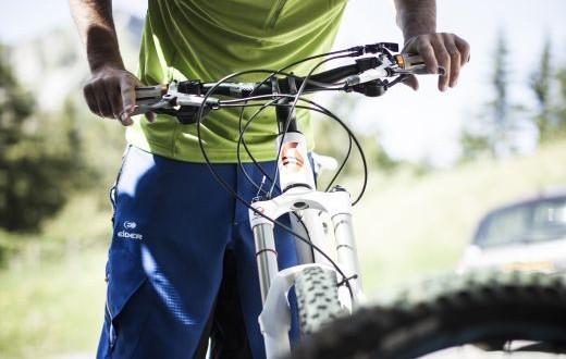 Leichtigkeit und Schutz auf dem Bike – mit Eider im Sommer 2013