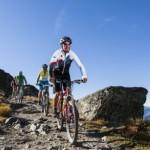 Panorama Bike Tour - von hart bis zart, Fotocredit: Daniel Zangerl / Silvretta Montafon