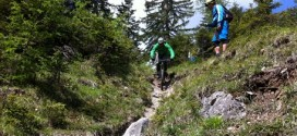 Vaude Bike Camp (Biberwier) Juni 2013