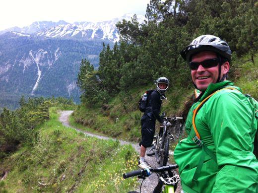 Vaude Bike Camp - Fotocredit: Fabian Redenbacher
