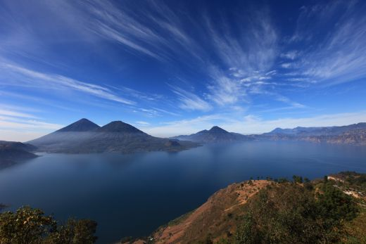 Lago Atitlan, Guatemala - ©KM Photography - Fotolia.com