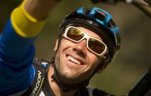 Julbo Ride Session – Ritt auf dem Vulkan mit Fabien Barel