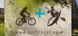 Bike2Boat – Im Wiegetritt auf dem Weg zu den schönsten Wasserfällen