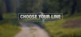 Choose your Line – Ein interaktives Bike-Video von VAUDE
