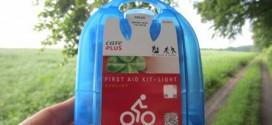 Care Plus® First Aid Kit – Light Cyclist – Erste-Hilfe-Set für Tagestouren im Praxistest