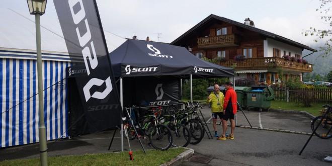 Auf zwei Rädern in die Natur – MTB-Workshops und Touren beim Gipfeltreffen 2014