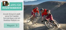Nützliche APPS für Mountainbiker