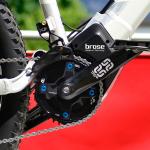 """Brose präsentiert auf der Eurobike 2014 ein leistungsstarkes Antriebssystem """"Made-in-Germany"""" - Fotocredit: Brose Antriebstechnik"""