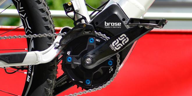 Brose e-Bike Antrieb auf der Eurobike 2014
