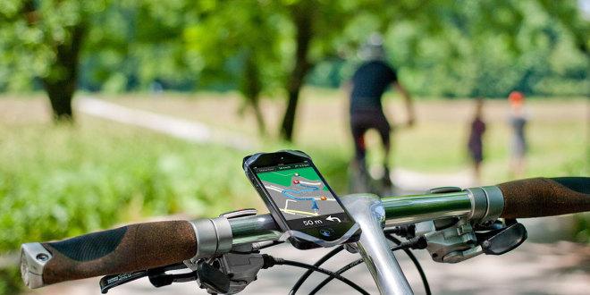 Kooperation mit Eurobike ermöglicht neue Fahrrad-App für die Bodensee-Region