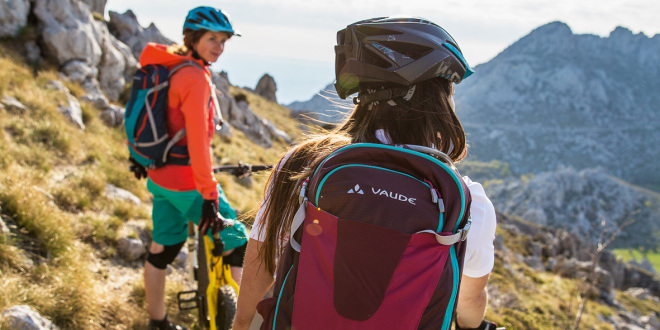 Choose Your Line – VAUDE Bike-Kollektion für Mountainbiker