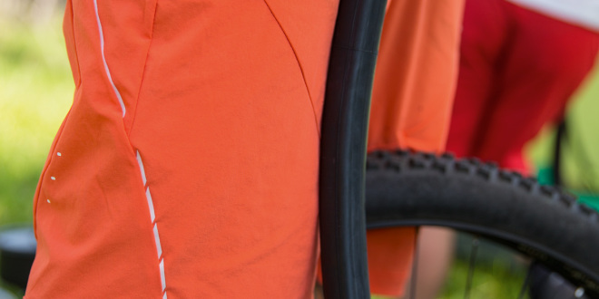 Top-Leistung mit VAUDE – Sportive Bike-Kombi: Topa Shorts & Shirt