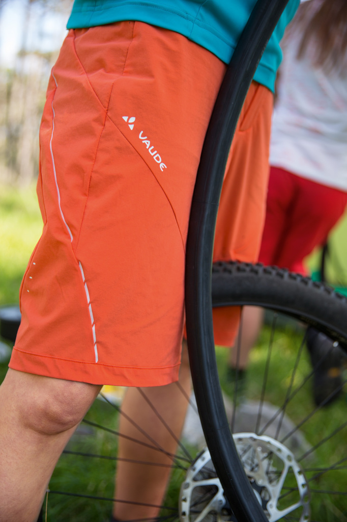 VAUDE Women's Topa Shorts - Fotocredit: VAUDE