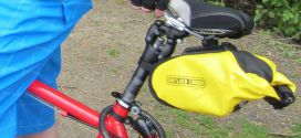 Ortlieb Saddle-Bag – Wasserdichte Satteltasche für Tagestouren im Test