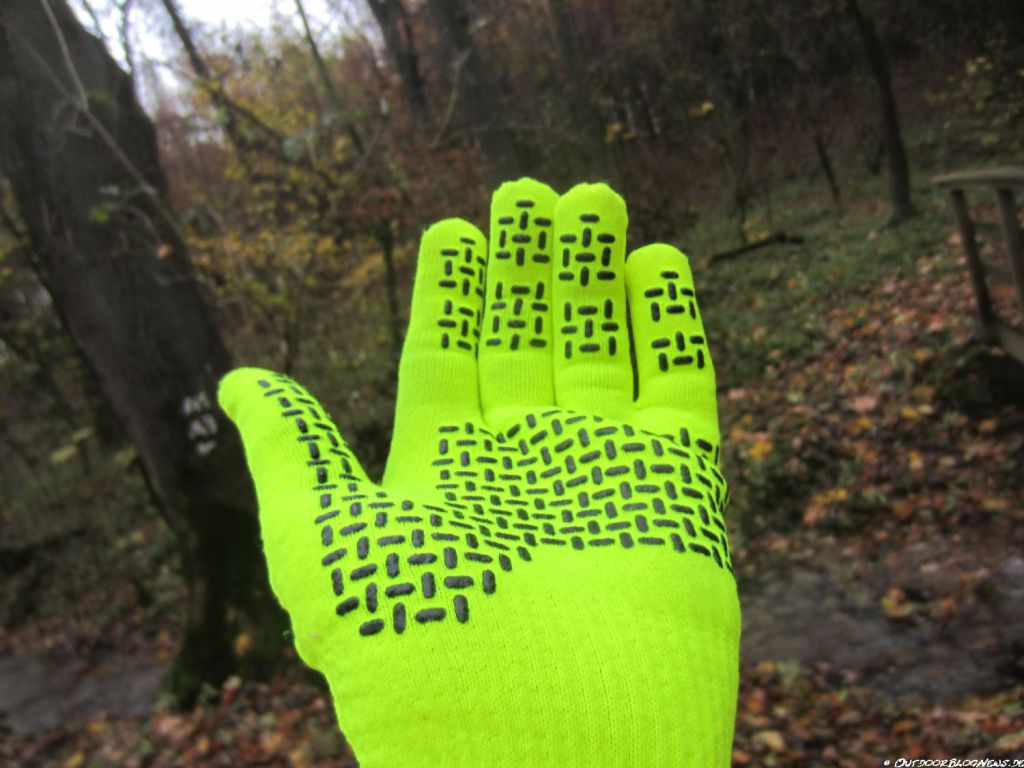 SealSkinz Ultra Grip Hi Viz Gloves im Praxistest 016