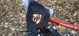 Buff Helmet Liner Pro Buff® im Test – Schlauchtuch speziell für Helmträger im Radtest