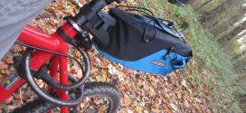 Ortlieb Seatpost-Bag im Test – Die Satteltasche für kleine Reisen im Praxistest