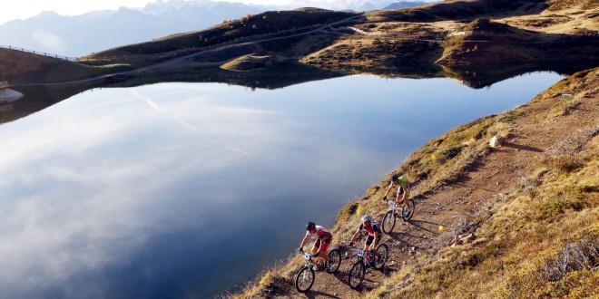 """Erster """"Ortler Bike Marathon"""" im Vinschgau"""