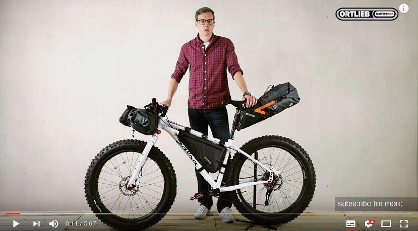 Bikepacking – Radwandern mit dem Mountainbike