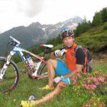 Peter Schlickenrieder - Alpencross - Foto: Xenofit GmbH